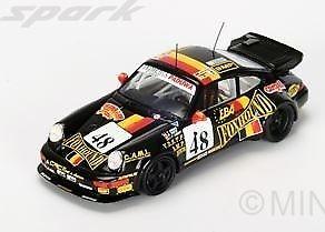 【送料無料】模型車 モデルカー スポーツカースパークモデルポルシェカレラカップリタイアjm2143832spark model s4440 porsche 911 carrera 2 cup n48 dnf lm 1993 grohslibe