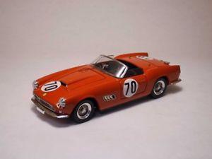 【送料無料】模型車 モデルカー スポーツカーjm2119169artモデルam0076フェラーリ250カリフォルニアn70912hセブリング1959hhijm2119169art model am0076 ferrari 250 california n70 9th 12h sebrin
