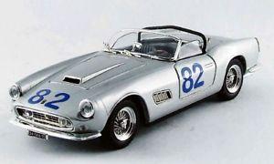 【送料無料】模型車 モデルカー スポーツカーアートモデルフェラーリカリフォルニアトランスフロリオjm2132971art model am0273 ferrari 250 california n82 trans man t florio 1962 d