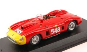 【送料無料】模型車 モデルカー スポーツカーjm2142824artモデルam0335フェラーリ290mm n549ミルミグリア1956 eカーストjm2142824art model am0335 ferrari 290 mm n549 winner mille miglia 1956