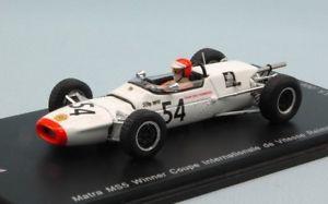【送料無料】模型車 モデルカー スポーツカーネットワークモデルクーペランスjm2143809ixo model sf096 matra ms5 n54 winner coupe intvitesse reims f3 1967 j