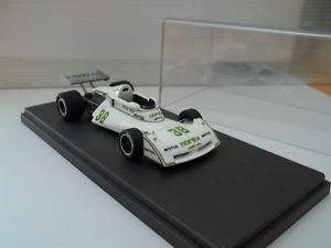 【送料無料】模型車 モデルカー スポーツカーキットサーティースオーストリアtron kit sc143 surtees ts19 austria 1976 pescarolo, realdy built
