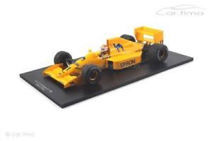 【送料無料】模型車 モデルカー スポーツカーグランプリネルソンlotus 101british gp 1989nelson piquetspark 118 18s231