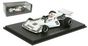 【送料無料】模型車 モデルカー スポーツカースパーク#グランプリアランジョーンズスケールspark s4006 surtees ts19 19 5th british gp 1976 alan jones 143 scale
