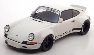 【送料無料】模型車 モデルカー スポーツカーポルシェソフトウェアライセンスporsche 911 930 rwb roughworld gt spirit zm077 neuamp;ovp 118