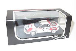 【送料無料】模型車 モデルカー スポーツカーレーシングトヨタセリカターボレプソルモンテカルロラリーサインツ143 hpiracing toyota celica turbo 4wd repsol monte carlo rally 1992 csainz