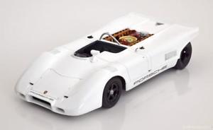 【送料無料】模型車 モデルカー スポーツカースケールポルシェフラットプロトタイプホワイト118 true scale porsche 917 flat 16 prototype 1971 white