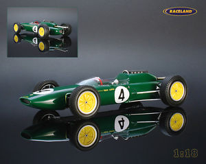 Lotus 25 GP Belgio Clark J 1963 1:43 2002 Model BRUMM
