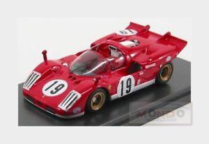 【送料無料】模型車 モデルカー スポーツカーフェラーリクモ#セブリングferrari 512s spider sefac 19 sebring 1970 andretti merzario mg 143 mg512s14 m