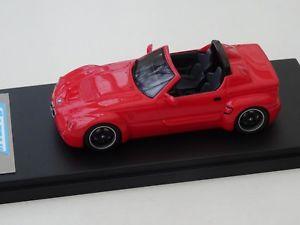 【送料無料】模型車 モデルカー スポーツカーモデルロードスタープロトタイプchestnut models 143 bmw ur roadster prototype