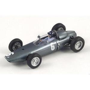 【送料無料】模型車 モデルカー スポーツカースパークモデルモナコグラハムヒル143 spark model brm p57 winner monaco gp 1963 graham hill