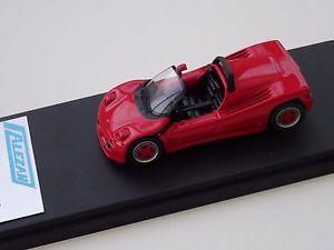 【送料無料】模型車 モデルカー スポーツカーモデルアルファロメオプラchestnut models 143 alfa romeo michelotti pura 1988
