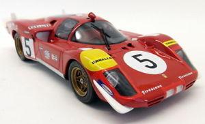 【送料無料】模型車 モデルカー スポーツカースケールフェラーリロングテール#ルマンモデルカーcmr 118 scale 029 ferrari 512s longtail 5 24h le mans 1970 resin model car