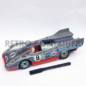 【送料無料】模型車 モデルカー スポーツカーポルシェサーボバッテリーサイトビンテージモデルカーschuco porsche 917 servo 116 battery sites 1970 vintage toys model car