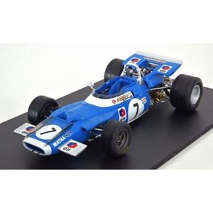 【送料無料】模型車 モデルカー スポーツカーフォード#フランススパークフィートmatra simca f1 ford ms80 7 2nd gp french 1969 jp beltoise spark 118 s18sf001