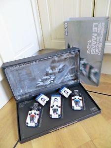 【送料無料】模型車 モデルカー スポーツカーレーシングポルシェルマンセット#hpi racing 8037 039;porsche 956 lh 1982 le mans special set039; 143 mibboxed