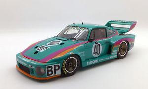 【送料無料】模型車 モデルカー スポーツカースケールポルシェポルシェクレーメルレーシングルマンtrue scale porsche 93577a 40 porsche kremer racing le mans 1979 118