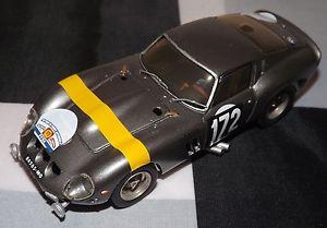 【送料無料】模型車 モデルカー スポーツカーフェラーリツアードフランスノスタルジアハンドメイドホワイトメタルferrari 250 gto tour de france 1964 amr nostalgia one hand made 143 white metal