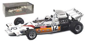 【送料無料】模型車 モデルカー スポーツカースパークマクラーレンアフリカグランプリデニーヒュームスケールspark s4292 mclaren m19a winner south african gp 1972 denny hulme 143 scale