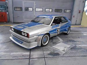 【送料無料】模型車 モデルカー スポーツカーフォルクスワーゲンフォルクスワーゲン#レースvw volkswagen scirocco mki zender gr2 81 dittert racing drm 1978 bos resin 118