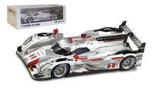 【送料無料】模型車 モデルカー スポーツカースパークアウディトロンクワトロ#ルマンスケールspark 43lm12 audi r18 etron quattro 1 le mans winner 2012 143 scale