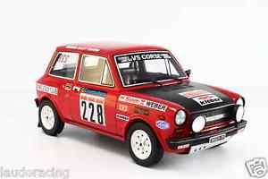 【送料無料】模型車 モデルカー スポーツカーアバルトラリーイルモデルautobianchi a112 abarth 118 rally il ciocco 1978 lm091e laudoracingmodels