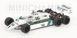 【送料無料】模型車 モデルカー スポーツカータグウィリアムズテストカーホイール143 wheel tag williams fw08b fw08b test car car 1982 6 wheel, 八幡東区:34779573 --- mail.ciencianet.com.ar