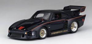 【送料無料】模型車 モデルカー スポーツカーポルシェクレーメルウォルターウルフルマンスケールporsche 935 kremer k3 walter wolf 24h le mans 1980 true scale 143 tsm430211 mod