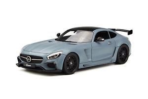 【送料無料】模型車 モデルカー スポーツカーメルセデスベンツファブデザインマットグレーグアテマラアジアmercedesbenz gts fab design matte grey gt spirit asia excl edition kj018