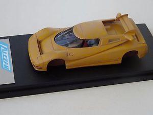 【送料無料】模型車 モデルカー スポーツカーモデルブガッティパオロマーティンchestnut models 143 110 bugatti pm1 wooden paolo martin 1989