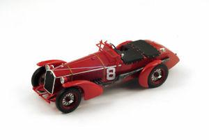 【送料無料】模型車 モデルカー スポーツカースパークアルファロメオ#ルマンspark alfa romeo 8c 8 chinetti sommerwinner le mans 1932 118