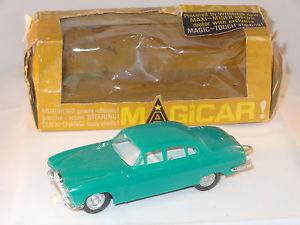 【送料無料】模型車 モデルカー スポーツカージャガー×ミントtriang magicar jaguar mk 10 x 901 mint boxed