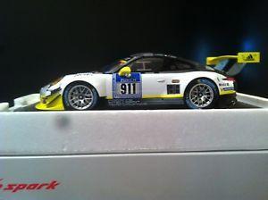 【送料無料】模型車 モデルカー スポーツカーポルシェグアテマラニュルブルクリンクスパークporsche gt3 r 24h nurburgring 2016 manthey spark 118