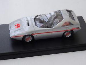 【送料無料】模型車 モデルカー スポーツカーモデルデザインコンセプトchestnut models 143 alfasud caima design concept ital 1971