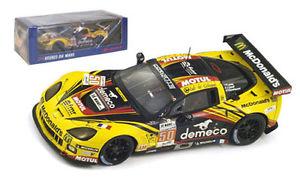 【送料無料】模型車 モデルカー スポーツカースパークコルベット#クラスルマンスケールspark s3733 corvette c6 zr1 50 lm gte am class winner le mans 2012 143 scale