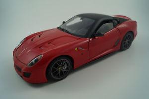 【送料無料】模型車 モデルカー スポーツカーホットホイールモデルカーフェラーリhot wheels model car 118 ferrari 599 gto