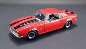 【送料無料】模型車 モデルカー スポーツカーシボレーカマロacme 1967 chevrolet camaro ss 427 118