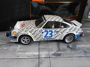 【送料無料】模型車 モデルカー スポーツカーポルシェカレララリーモンテカルロ#バルトボスアルメーラporsche 911 sc carrera rally monte carlo 1983 23 barth boss almera conversion 1