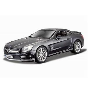 【送料無料】模型車 モデルカー スポーツカーベンツjm 1056294 cars 124 burago mercedes benz sl65 21066
