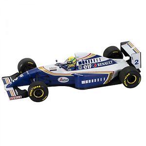 【送料無料】模型車 モデルカー スポーツカーアイルトンセナウィリアムズayrton senna williams fw16 1994 118