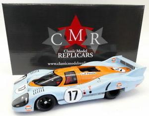 【送料無料】模型車 モデルカー スポーツカースケールポルシェ#ルマンベルcmr 118 scale resin 044 porsche 917 lh 17 le mans 1971 siffert bell