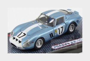 【送料無料】模型車 モデルカー スポーツカーフェラーリ#ルマンモデルferrari 250 gto ch3387 17 le mans 1962 grossman roberts mg model 143 gto43062