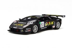 【送料無料】模型車 モデルカー スポーツカーランボルギーニムルシエラゴグアテマラレーシングルマン#プレオーダーlamborghini murcielago rgt rgt racing 2007 le mans 53 preorder gt spirit 118