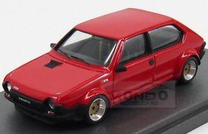 【送料無料】模型車 モデルカー スポーツカーフィアットアバルト#コルサカララモデルbfiat ritmo 75 abarth s 2 0 assetto corsa 1978 carrara models 143 cm43b33b mo