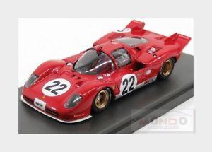 【送料無料】模型車 モデルカー スポーツカーフェラーリ#キロスパferrari 512s berlinetta 22 1000km spa 1970 giunti vaccarella mg 143 mg512s57