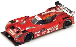 【送料無料】模型車 モデルカー スポーツカーニスモ#ルマンスパークメートルnissan gtr lm nismo nissan motorsportslmp1 22 le mans 2015 spark 118 18s190 m