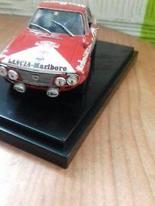 【送料無料】模型車 モデルカー スポーツカーランチアクーペ124 lancia fulvia coupe