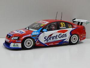 【送料無料】模型車 モデルカー スポーツカーホールデンコモドールスプリントガスレーシングマーフィー118 holden ve commodore sprint gas racing gmurphy 2009 51 carlectables 18
