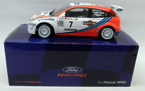 【送料無料】模型車 モデルカー スポーツカーアクションスケールフォードフォーカスラリーポルトガルマクレーモデルカーaction 118 scale 032361 ford focus wrc rally portugal mcrae grist model car