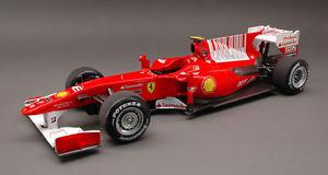 【送料無料】模型車 モデルカー スポーツカーフェラーリバーレーンフェルナンドアロンソエリートエディションモデルferrari f10 bahrain gp fernando alonso 2010 elite edition 118 model t6257